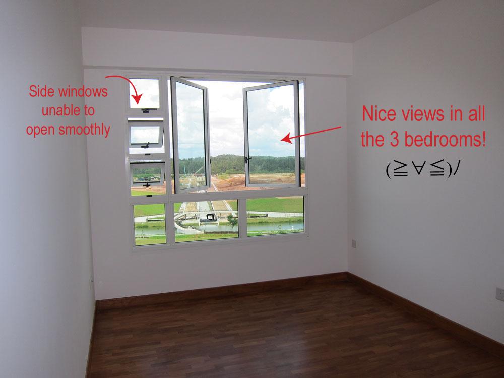 hdb defect checklist- side windows